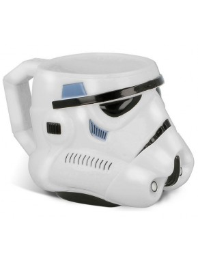 Taza 3D Stormtrooper Star Wars Plástico