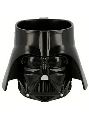 Taza 3D Darth Vader Star Wars Plástico