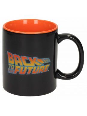 Taza Regreso al Futuro Logo