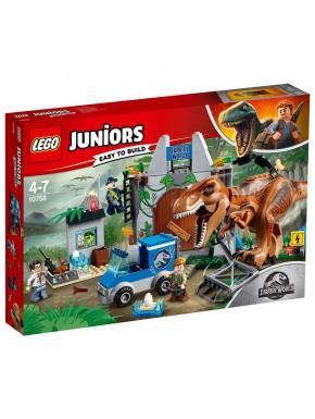 Kit LEGO Jurassic World T Rex Fuga del T Rex