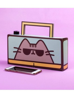 Altavoz Pusheen Bluetooth DIY