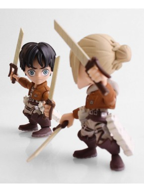 Figura Levi Attack on Titan Nendoroid 10 cm