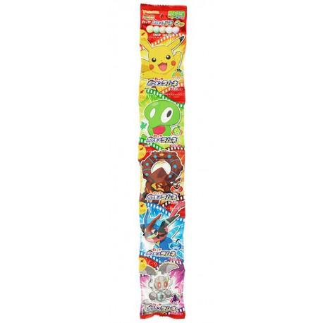 Set de caramelos de 5 sabores Pokemon Ramune