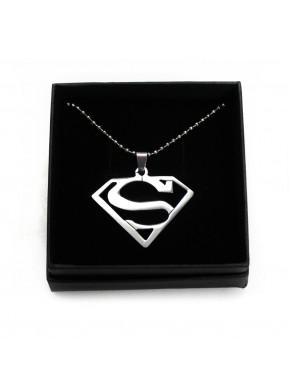 Colgante Superman acero