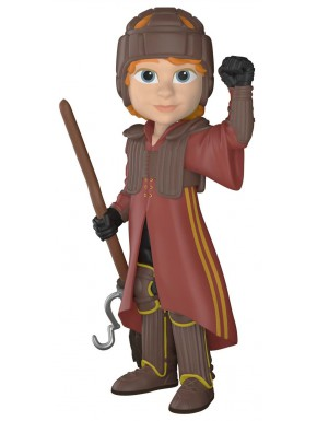 Funko Rock Candy Harry Potter Ron Quidditch