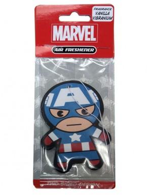 Ambientador coche Capitán América Marvel