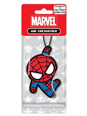 Ambientador coche Spiderman Kawaii Marvel
