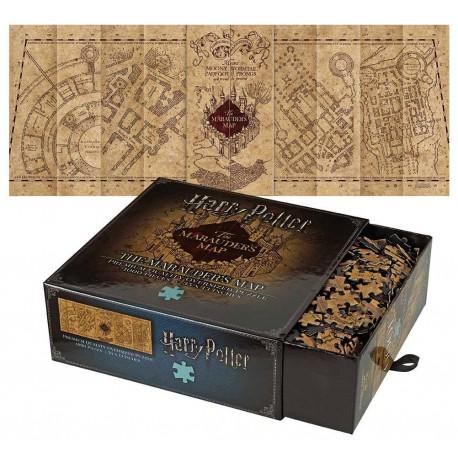 Puzzle Harry Potter Mapa del Merodeador 1000 piezas