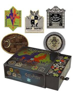 Set Puzzles Harry Potter Tiendas Callejón Diagon 1000 piezas