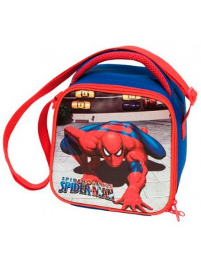 Bolsa Portameriendas Spiderman Marvel