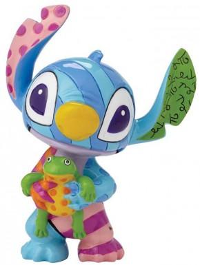 Figura Stitch con Rana Disney Britto 20 cm