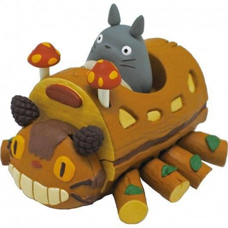 Figura de cuerda 8 cm Totoro en Gatobus