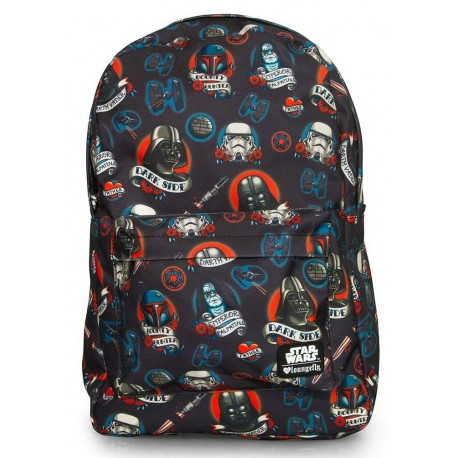 Mochila Loungefly Star Wars Imperio Tattoo