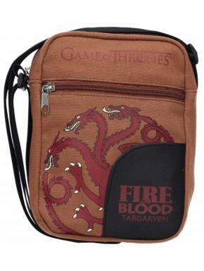 Mini Bolsa Bandolera Targaryen Juego de Tronos