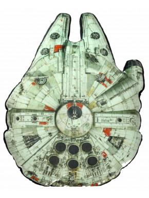 Cojín Star Wars Halcón Milenario 45 cm