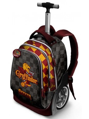 Maleta Trolley Harry Potter Gryffindor Quidditch