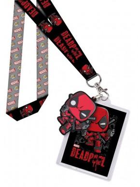 Llavero Colgante Backstage Deadpool Funko