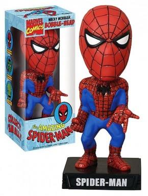 Funko Wacky Wobbler Spider-Man