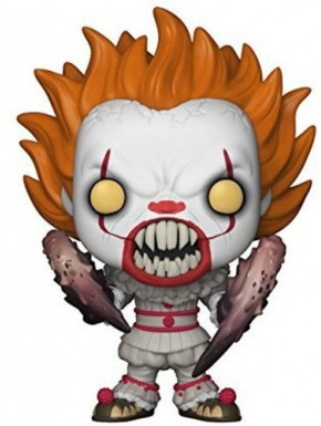 Funko Pop! Pennywise It 2017 ed Spider legs