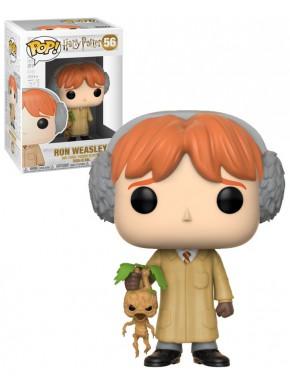 Funko Pop! Ron Weasley clase Herbología