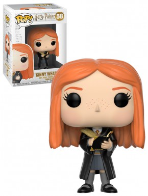 Funko Pop! Ginny Weasley con diario