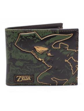 Cartera Nintendo Zelda Link