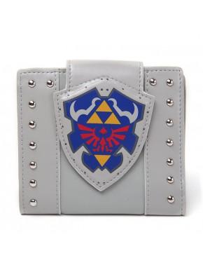 Cartera Nintendo Zelda  Hyrule Shield