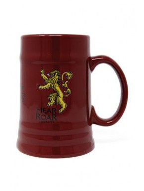 Jarra barrilete Lannister Logo Juego de Tronos