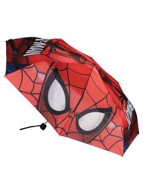 Paraguas Spiderman Plegable