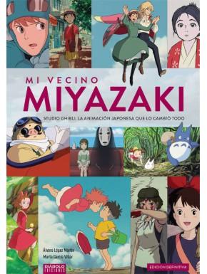Mi vecino Miyazaki: el libro