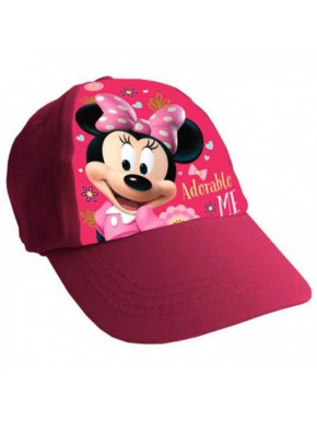 Gorra Niño Disney Minnie Adorable me