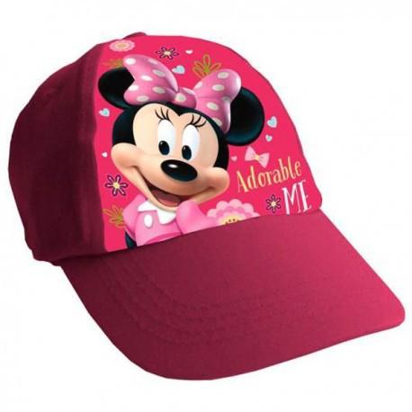 Gorra Niño Disney Minnie Adorable me