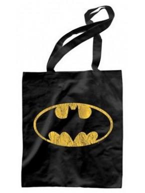 Bolsa de Algodón Batman logo vintage