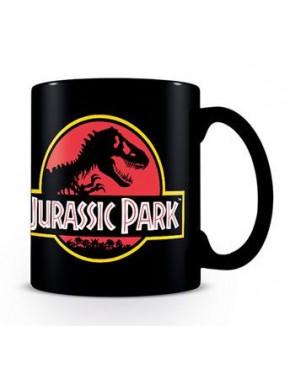 Taza Jurassic Park Logo Clásico