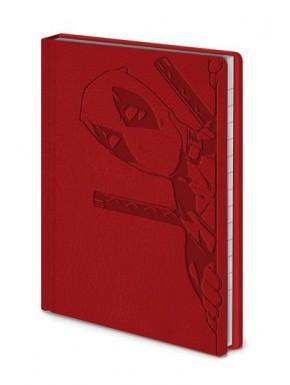 Libreta Premium A5 Deadpool Holi!