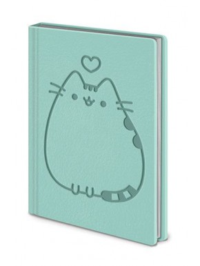 Libreta premium A6 Pusheen The Cat