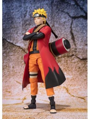 Figura Naruto Uzumaki Sage Mode Tamashii Nations 14 cm