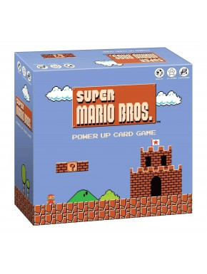 Juego de cartas Super Mario Power Up