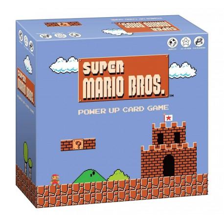 Juego de cartas Super Mario Power Up