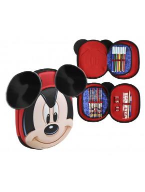 Estuche Plumier Disney Mickey Mouse