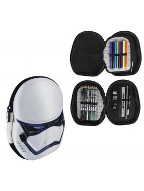 Estuche Plumier Star Wars Stormtrooper