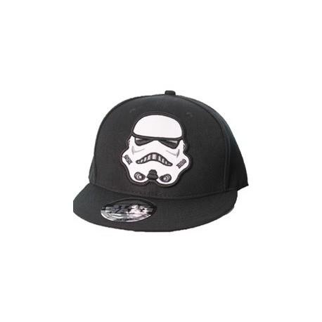 Gorra Stormtrooper Star Wars negra por solo 22.00€ – LaFrikileria.com 9ac634fcc1f
