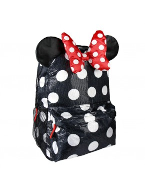 Mochila Disney 3D Minnie Mouse