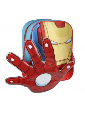 Mochila infantil Marvel Iron Man