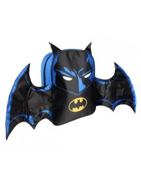 Mochila infantil Batman con alas