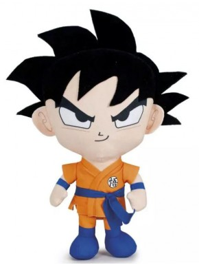 Peluche Dragon Ball Goku 25 cm
