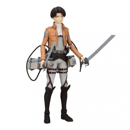 Figura Levi Attack on Titan McFarlane 18 cm