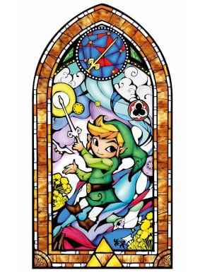 Puzzle Nintendo Zelda Wind Waker Vidriera