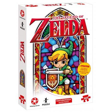 Puzzle Zelda Wind Waker Link Hero