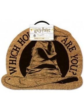 Felpudo Sombrero Seleccionador Harry Potter